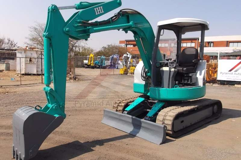 Other Excavators IHI 45UJ
