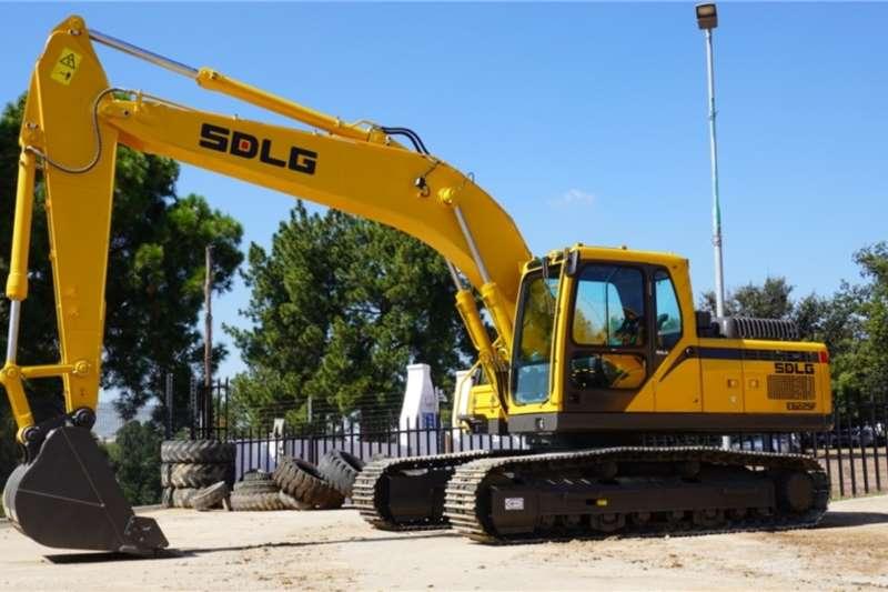 Other Excavators SDLG E6225F Excavator 2020