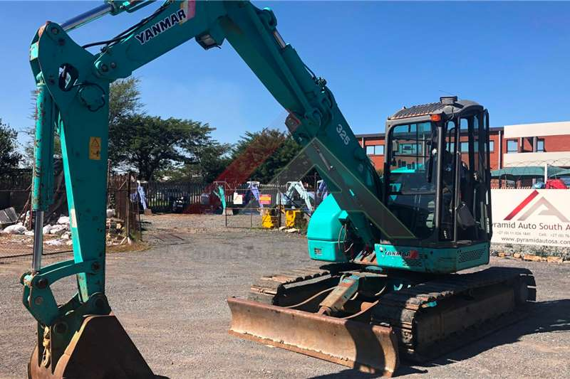 Other Excavators Yanmar B7 3