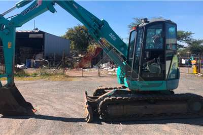 Other Yanmar B7 3 Excavators