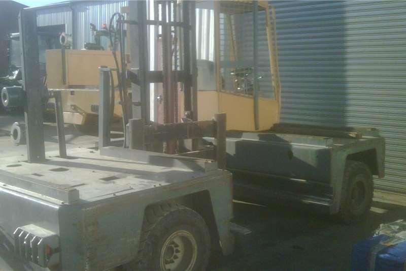 Other Forklifts Diesel forklift 3 ton Baumann Sideloader
