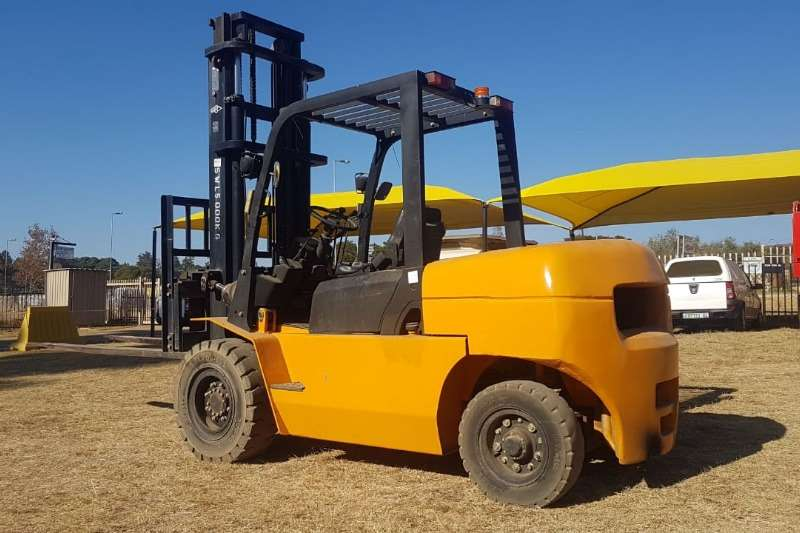 Other Forklifts Diesel forklift CPCD50 RXW19 2009