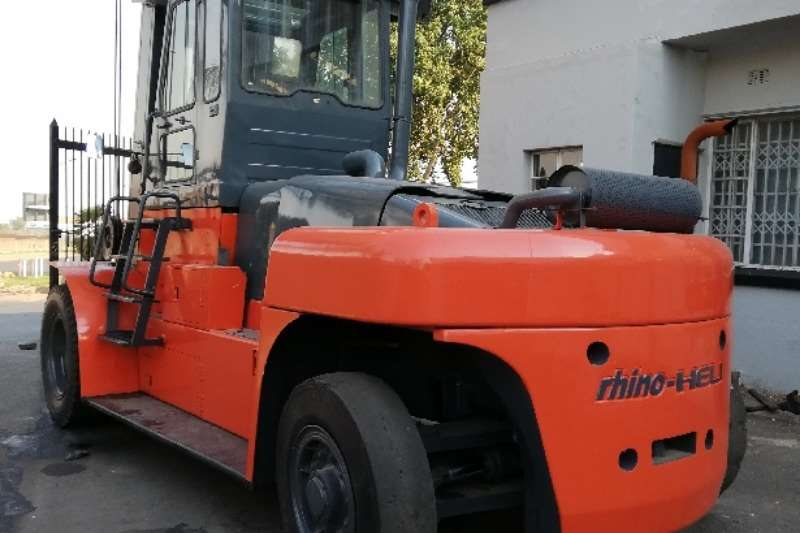 Other Forklifts Diesel forklift Model Heli CPCD 200 12, 20 000kgs @ 1200mm load ce 2018