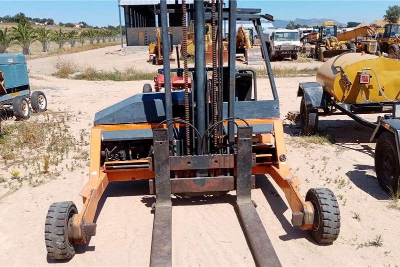 Other Diesel forklift Piggy Back Kooi Aap 2 Ton Forklifts