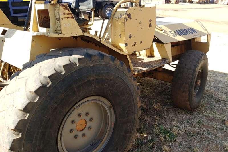 Other Forklifts Diesel forklift Sambron Rough Terrain
