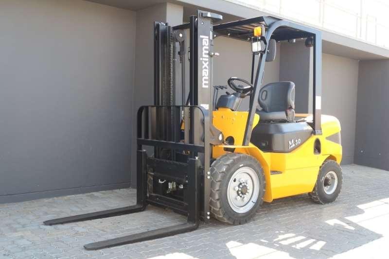 Other Forklifts Maximal 3 Ton Diesel Forklift M Series