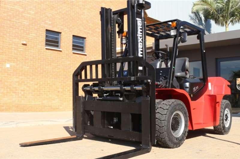 Other Forklifts Maximal FD70T 7 Ton Diesel Forklfit