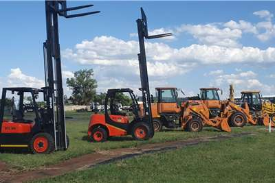 Other New FD35 3.5t 4.5m Forklift Forklifts