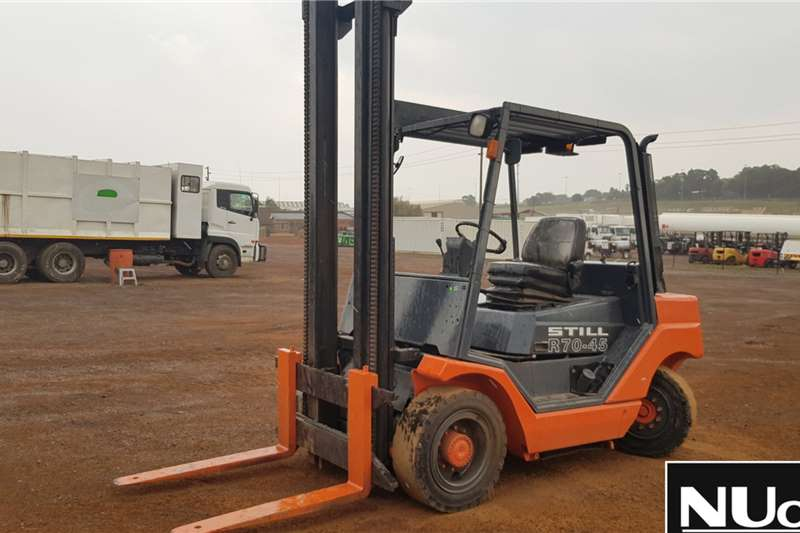 Other Forklifts STILL R70-45 FORKLIFT (NON RUNNER)