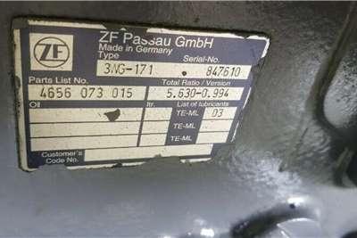 Other Transmission ZF 3WG171 Ergopower Forklifts