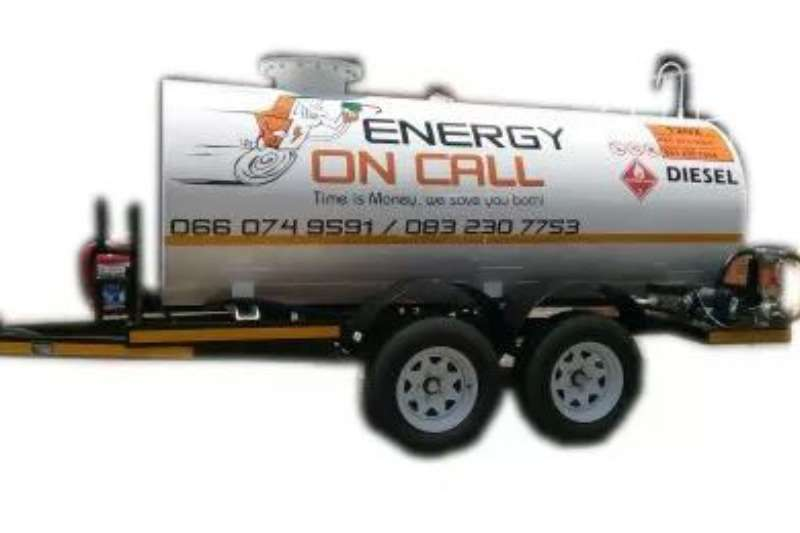 Other Fuel tankers 2500 liter trailer 2019