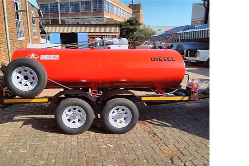 Other Fuel tankers 2500D 2020