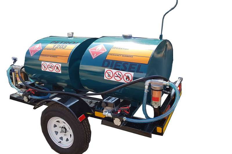 Other Fuel tankers 500 Liters Diesel Bowser 2019