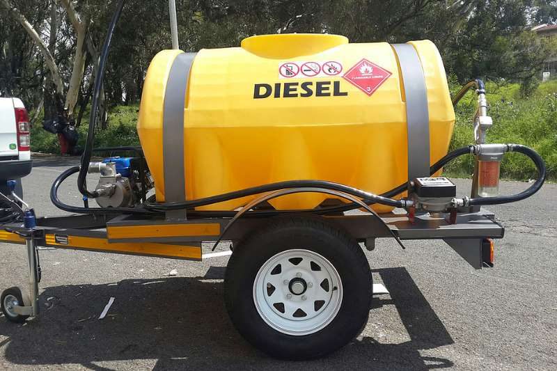 Other 500 plastic tank Fuel tankers