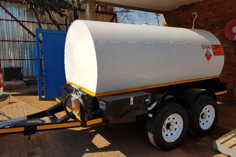 Other Fuel tankers 5000 liter trailer 2019