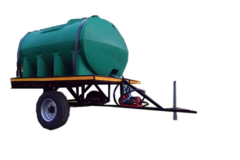 Other Fuel tankers 5000L Plastic Diesel Tanker 2019