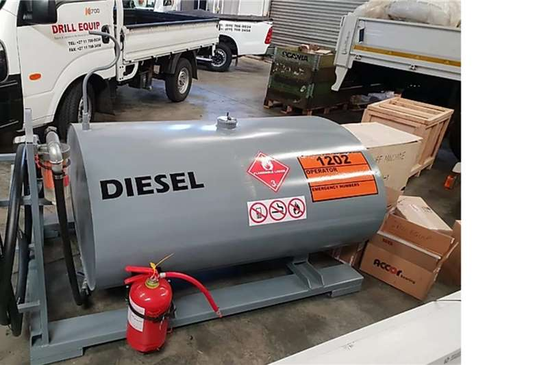 Other SK2 Fuel tankers