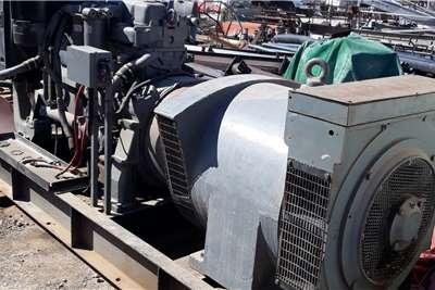 Other 130 KVA GENERATOR WITH ROLLS ROYCE ENGINE Generator
