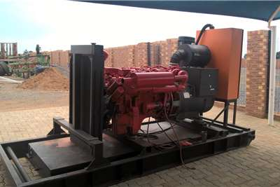 Other 295KVA OPEN CANOPY Generator