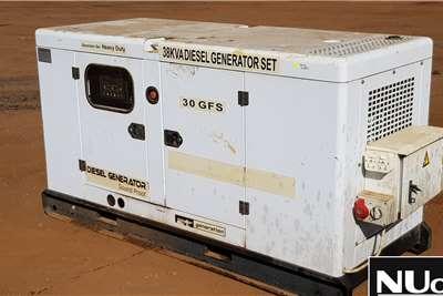 Other Generator 38KVA DIESEL GENERATOR 2015