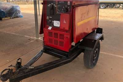 Other 400 AMP Diesel Welding Machine Welder Generator