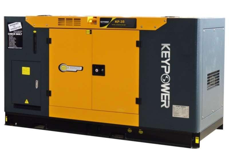 Other Generator Keypower 42kVA Silent Diesel Generator