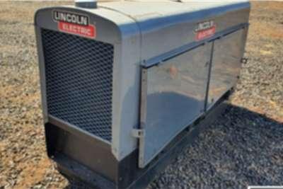 Other LINCOLN SAE400 GENERATOR/WELDER Generator