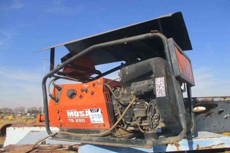 Other Generator Mosa TS 250, 6.5 kVA Generator 2007