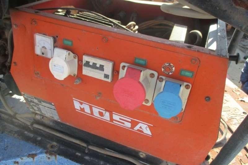 Other Mosa TS 250, 6.5 kVA Generator Generator