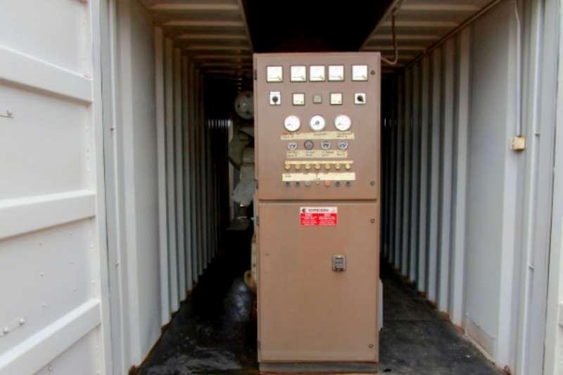 Other Stanford Army Generator 700kVA Generator