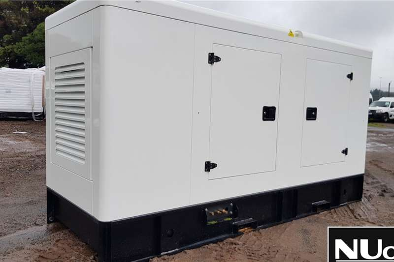 Other Generator WEIFANG 100KVA SILENT DIESEL GENERATOR 4X AVAILABL
