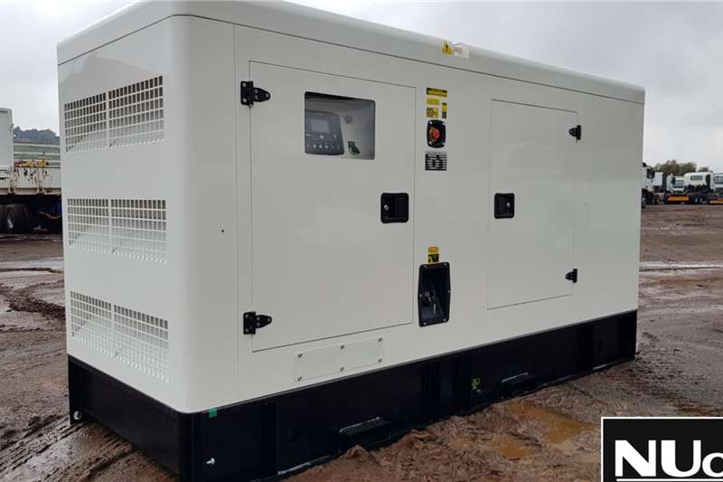 Other Generator Weifang 125KVA Silent Diesel Generator (Colours Ma