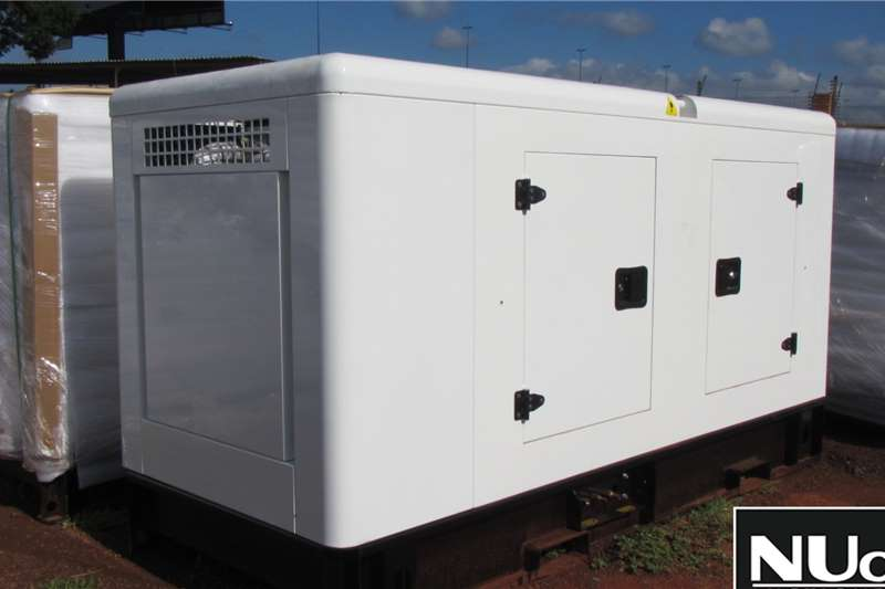 Other WEIFANG 30KVA SILENT DIESEL GENERATOR (COLOURS MAY Generator