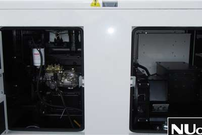 Other WEIFANG 50KVA SILENT DIESEL GENERATOR (COLOURS MAY Generator