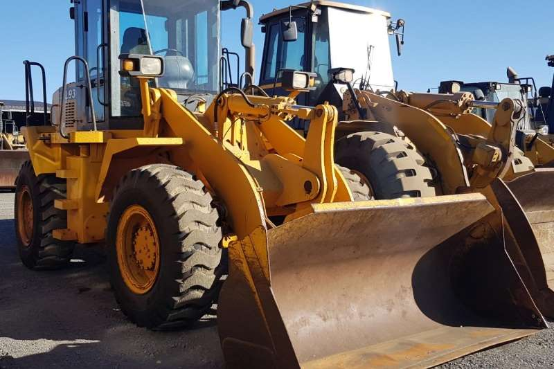Other Loaders CHANGLIN CL936 LOADER 2007