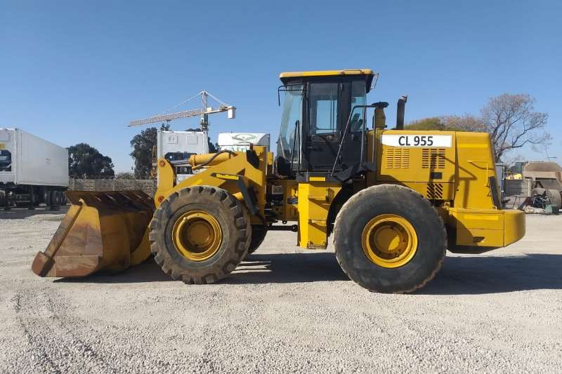 Other Loaders CL955 2010