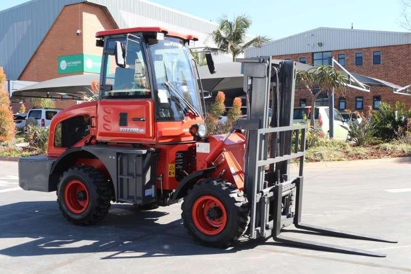 Other Loaders Totem AF300 J 3 Ton Articulated Forklift