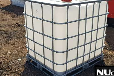 Other 1000L FLOWBIN 2X AVAILABLE Others