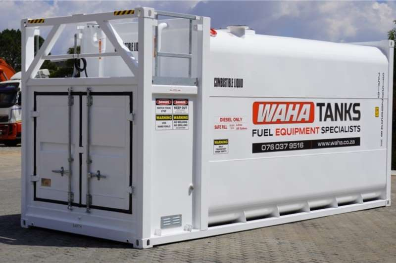 Other Others 30 000L Self Bunded Fuel Tank Container