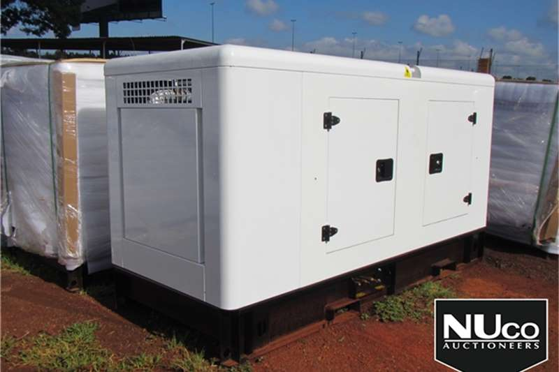 Other 50KVA SILENT DIESEL GENERATOR Others