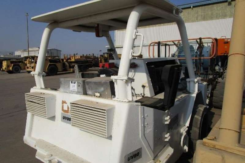 Other Others Aard UV80 CC, Winch Utility Vehicle 2011