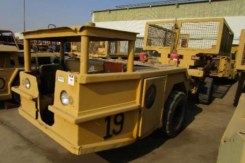 Other Others Boart Longyear UV42, Scissor Lift Utility Vehicle