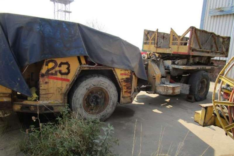 Other Others Fermel Utility Vehicle 2008