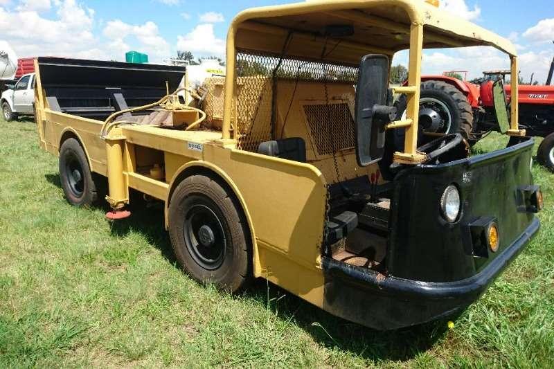 Other Others Grover LHD Underground Unit   Deutz Motor