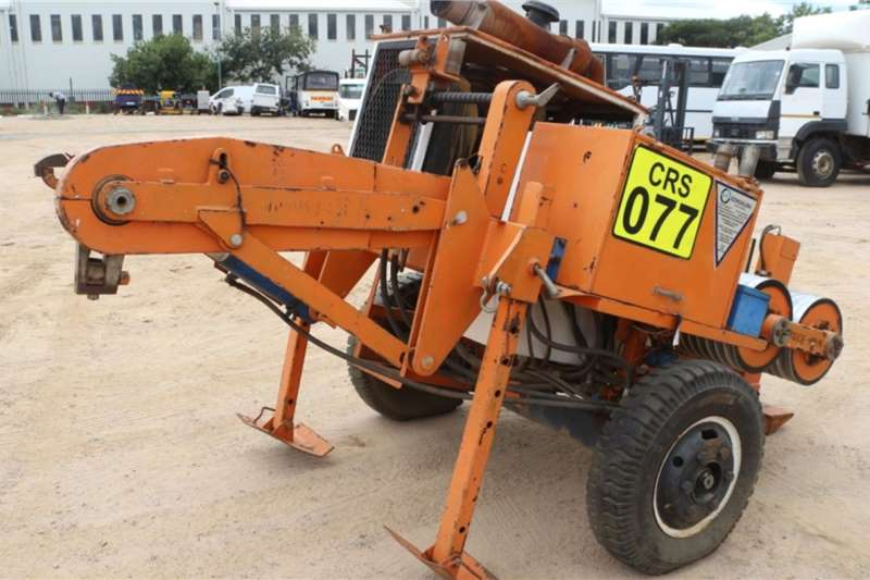 Other Others Hydraulic Puller 40kN 2011