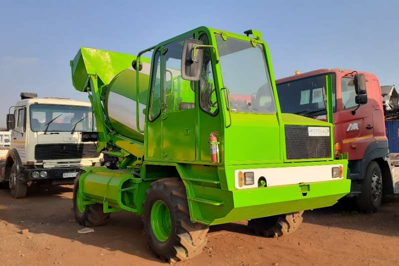Other Others Merlo DBM3500 Self Loading Mixer 1989