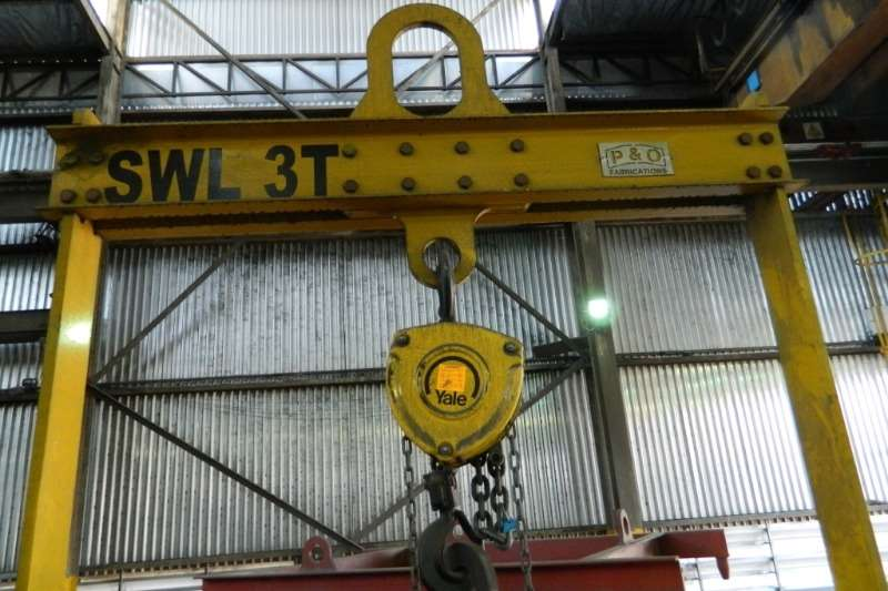 Other Others P&O Fabrications 3Ton Hood Lifting Beam