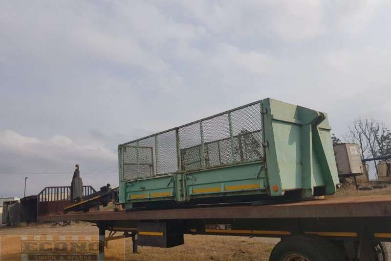 Other Others Unipower Hooklift and Drop Side Attachments