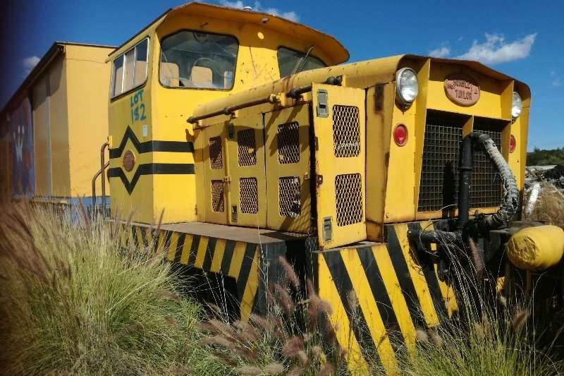Other Shunting locomotive Hunslet Taylor Locomotive