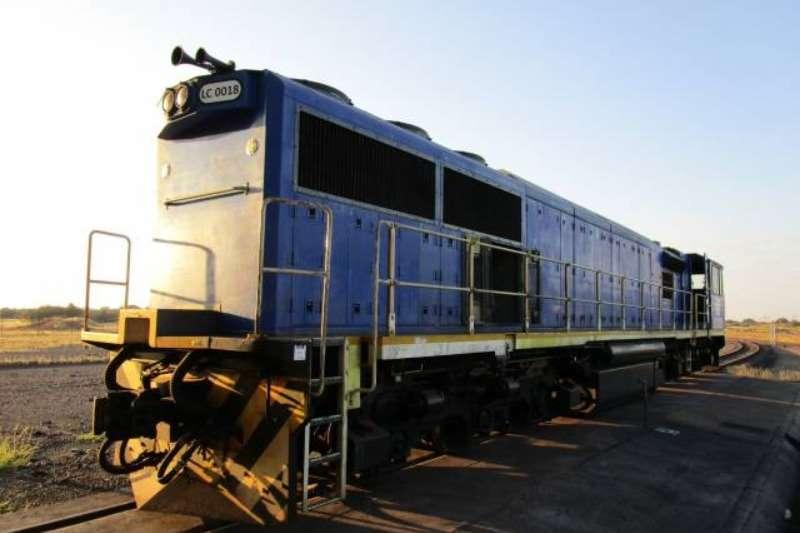 Other Shunting locomotive RRL Grindrod RL30SCC 3, Diesel Electric Locomotive 2012